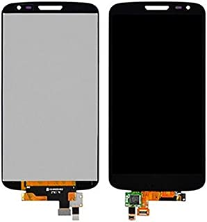 HHM Lin LCD Display + Touch Panel for LG G2 mini D620 / D618(Black) (Color : Black)