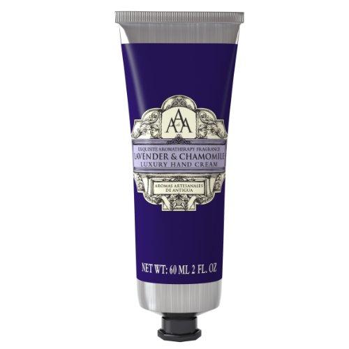 Aromas artisanales de Antigua aromathérapie Lavande et camomille Crème mains 60 ml