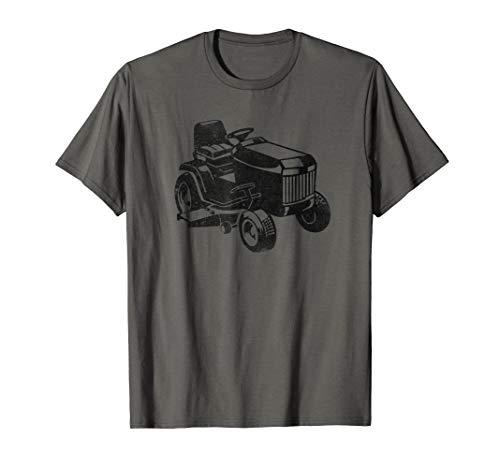 Aufsitzmäher Rasentraktor T-Shirt