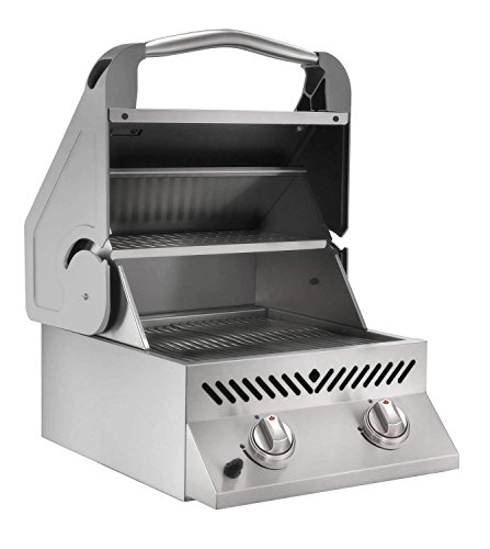 Napoleon BISZ300PSS-1 20″ Built-In Natural Gas Grill Review