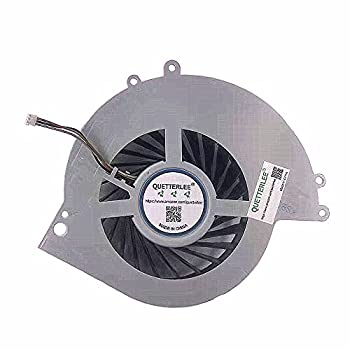 QUETTERLEE Replacement Internal Cooling Fan for SONY PS4 fan ps4 CUH-1000 CUH-1001A CUH-11XX CUH-1000AB01 CUH-1000AB02 1115A 1115B 500GB KSB0912HE Note  This item can not fit for PS4 CUH-1200 Series