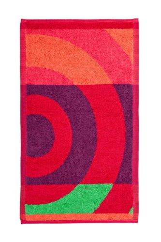 Desigual 31WL0003089U - Toalla de baño (100 x 150 cm), diseño de círculo Grande