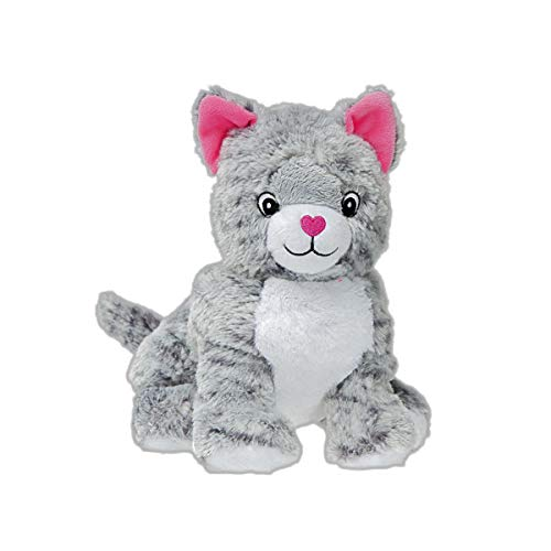 Peluche bouillotte Chat - Made in France