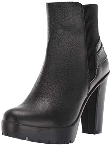 HARLEY-DAVIDSON FOOTWEAR Women's Iredell Fashion Boot, Black, 8 M US