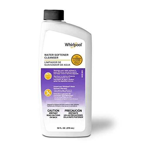 Whirlpool Water Softener Cleanser 16 Ounces