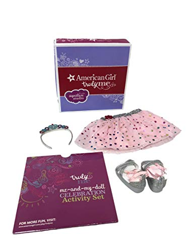 "American Girl Truly Me Celebration Components for 18"" Dolls"