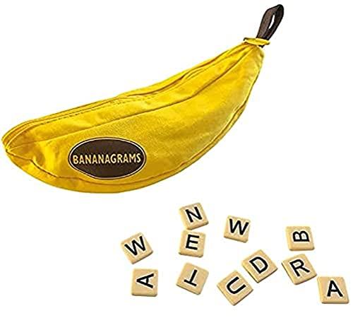 Asmodee BAND0001 Bananagrams Classic,...