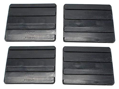 Guides en plastique pour le raccord inférieur adapté pour Woodster LH73V 230V Fendeuse à bois