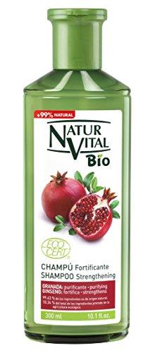 Naturaleza y Vida Champú Bio Fortificante - 300 ml