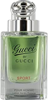 GUCCI BY GUCCI SPORT by Gucci AFTERSHAVE 3 OZ Men's