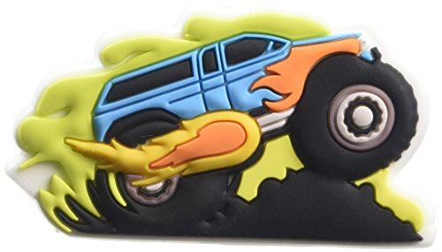 Crocs Monster Truck Charm SS17 Decoración de zapatos, Multicolor (-), Talla Única