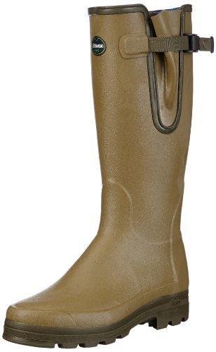 LE CHAMEAU Men's Neoprene Vierzonord Wellington Boots