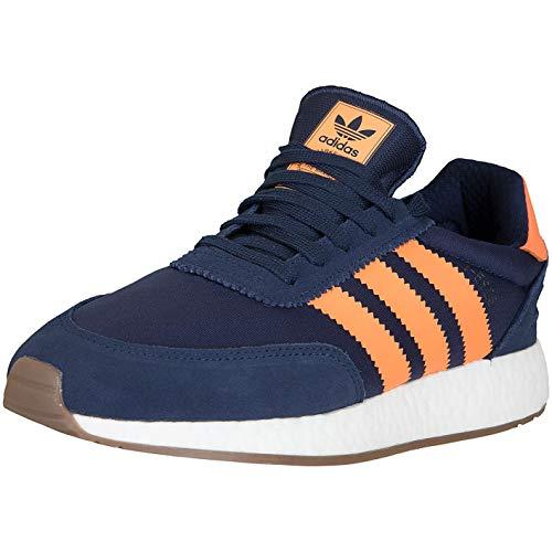 Adidas I-5923 Iniki - Zapatillas Deportivas, Color Azul, Talla 44 2/3 EU