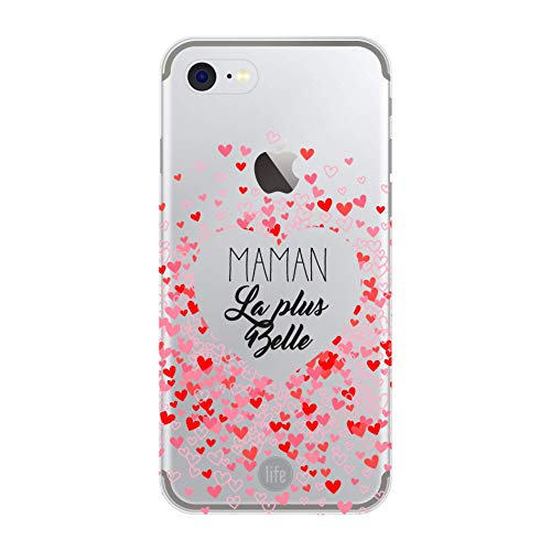 Carcasa looove Maman la Plus Belle: Apple iPhone 6/6S/7/8