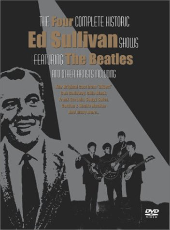 エド・サリヴァン presents ザ・ビートルズ ノーカット完全版 [DVD]