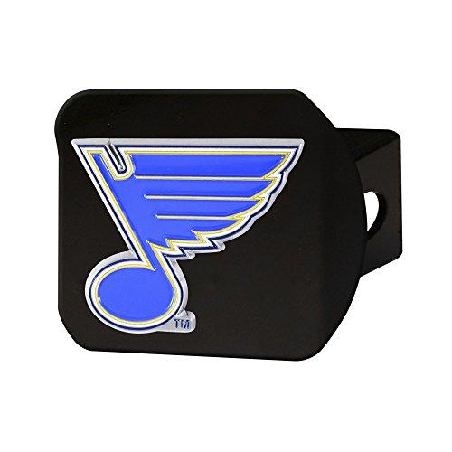FANMATS NHL St. Louis Blues NHL - St. Louis Bluescolor Hitch - Black, Team Color, One Size