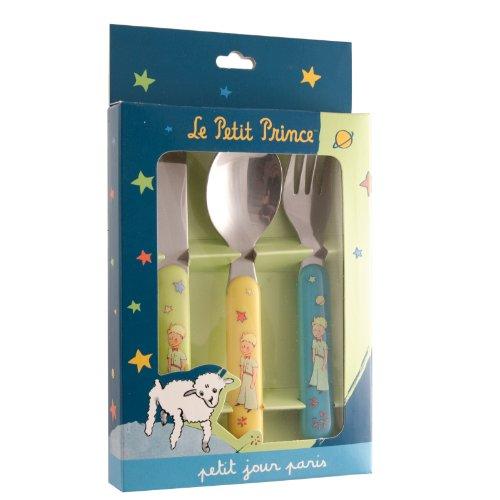 Set 3 couverts Le Petit Prince - Petit Jour
