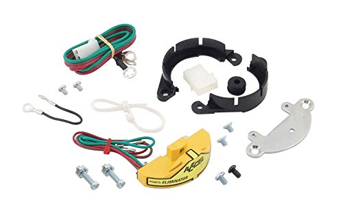 Accel 2010ACC Kit, Gm V8 Single Point Eliminator,Yellow