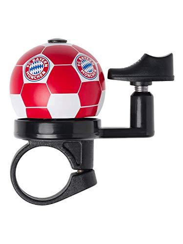 FC Bayern München Fahrradklingel Ball rot weiß