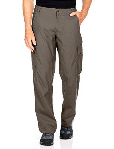 Jack Wolfskin Men's North Pants, Siltstone, Size 94 (US 32/33)
