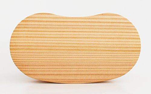 大館工芸社秋田杉大館曲げわっぱ天然木17×9×9.5cmはんごう弁当(仕切付)2530