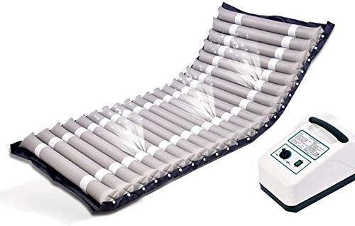 WKDZ Alternierende Druckmatratze & Pumpensystem-aufblasbares Pad für Bettwache/Ulkus Prävention/Bettrestaurant-Körperpositionierer 1217 (Color : Color2)