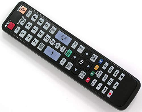 Ersatz Fernbedienung for Samsung TV | UE46C6800US/XZG | UE46C6800USXZG | UE46C6820US/XZG | UE46C6820USXZG | UE46C7700WS/XXN | UE46C7700WSXXN |