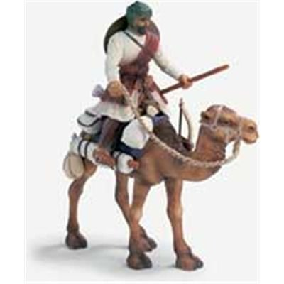 Soldier On Dromedary