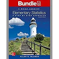 Loose Leaf Elementary Statistics: A Brief Version with Formula Card and Connect Statistics Hosted by ALEKS Access Card【洋書】 [並行輸入品]