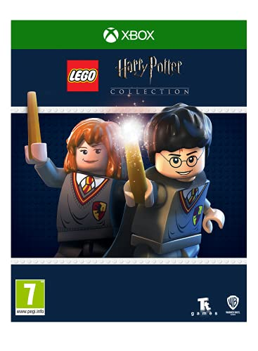 Lego Harry Potter Collection Years 1-4 & 5-7 Xbox1- Xbox One