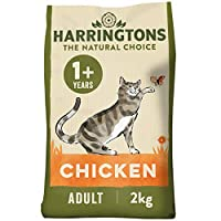 WITH FRESHLY PREPARED CHICKEN, A GOOD SOURCE OF PROTEIn ENRICHED WITH TAURINE TO HELP SUPPORT VISION & HEART HEALTh VITAMIN D TO HELP MAINTAIN HEALTHY TEETH AND BONEs BALANCED RATIO OF OMEGA 6 & 3 OILS FOR GLOSSY FUr VITAMIN E TO HELP SUPPORT A HEALT...