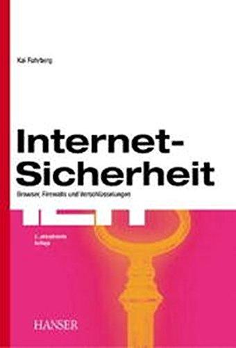 Internet-Sicherheit: Browser, Firewalls und Verschlüsselung