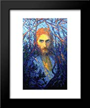 Lux in Tenebris Lucet 20x24 Framed Art Print by Ion Theodorescu Sion
