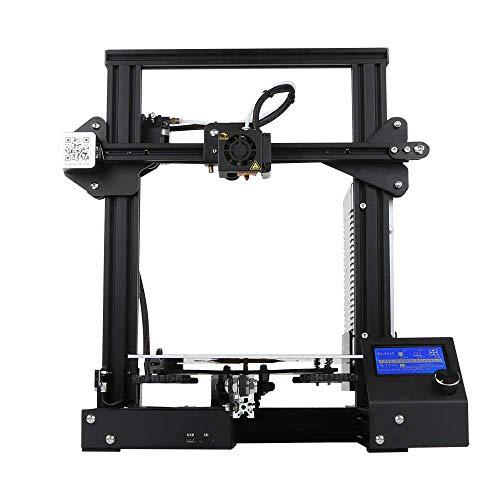 ZHYF 3D-Drucker Hochpräziser 3D-Heimdrucker Von DIY