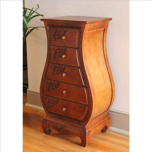 Amazon Com International Caravan 3865 Ic Furniture Piece Five