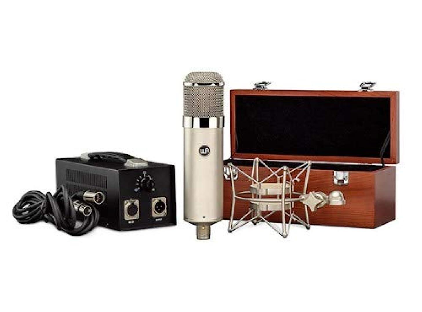 Warm Audio WA-47 Large-diaphragm Tube Condenser Microphone