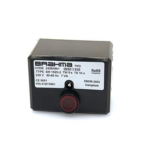 Steuergerät Brahma SM152N.2 (TW 5s TS 10s) code 24283961