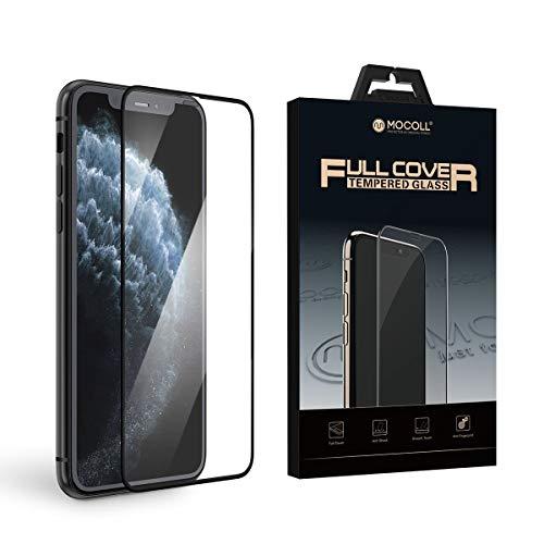 Mocol Displayschutzfolie für iPhone 11 Xr (6,1 Zoll) [Augenschutz] [Kante zu Kante] [9H Diamanten hart] [blasenfrei] [stärker, bruchsicher] [einfache Installation] 0,26 mm dünne aus gehärtetem Glas