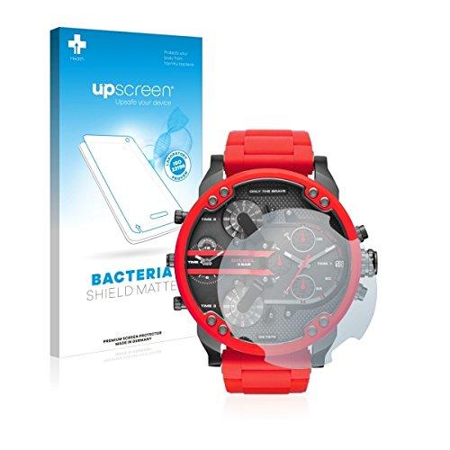 upscreen Bacteria Shield Matte Displayschutz Schutzfolie für Diesel DZ7370 (antibakterieller Schutz, matt - entspiegelt)