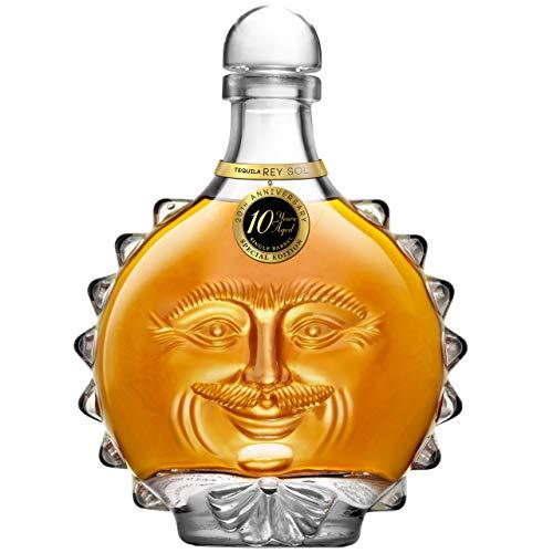 Tequila Hornitos Black Barrel marca REY SOL