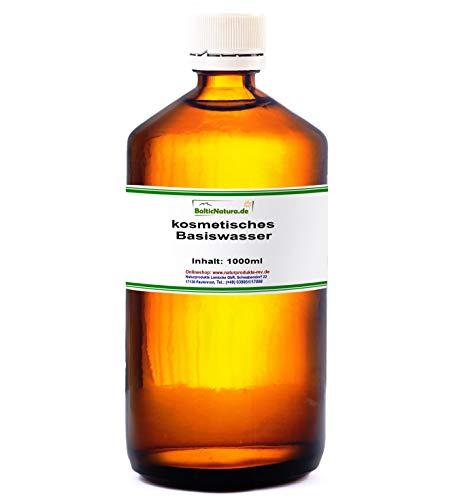 Kosmetisches Basiswasser (1000 ml) 1 Liter