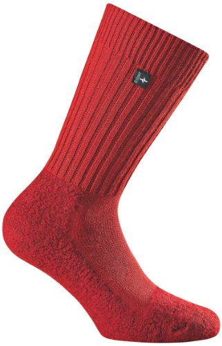Rohner advanced socks | Wandersocken | Original (39-41, Rot)