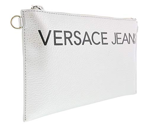Versace Jeans EE3VTBPB1 E900 Silver Clutch for Womens