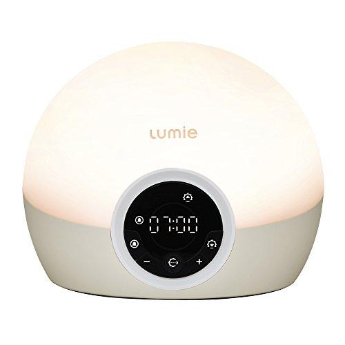 Lumie Bodyclock Spark 100 - Lichtwecker mit Einschlafsonnenuntergang