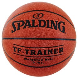 Great Deal! Spalding TF-Trainer Weighted Trainer Ball - 3lbs (Thrее Рack)