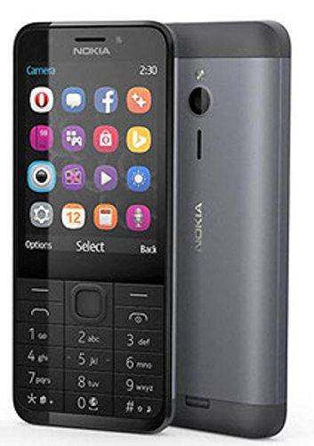 Microsoft Nokia 230 Dark Silver
