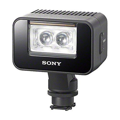 Sony HVL-LEIR1 Lampada video a infrarossi a batteria, Nero