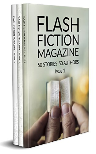 Flash Fiction Magazine - Books 1-3