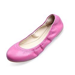 18c8c343e Xielong Women's Chaste Ballet Flat Lambskin Loafers Casual Ladies Shoes  Leather