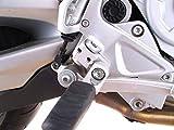 Rialzo poggiapiedi del conducente regolabile 40 mm di profondità per BMW R1200RT LC + R1250RT